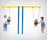 Tot Swing with Seats